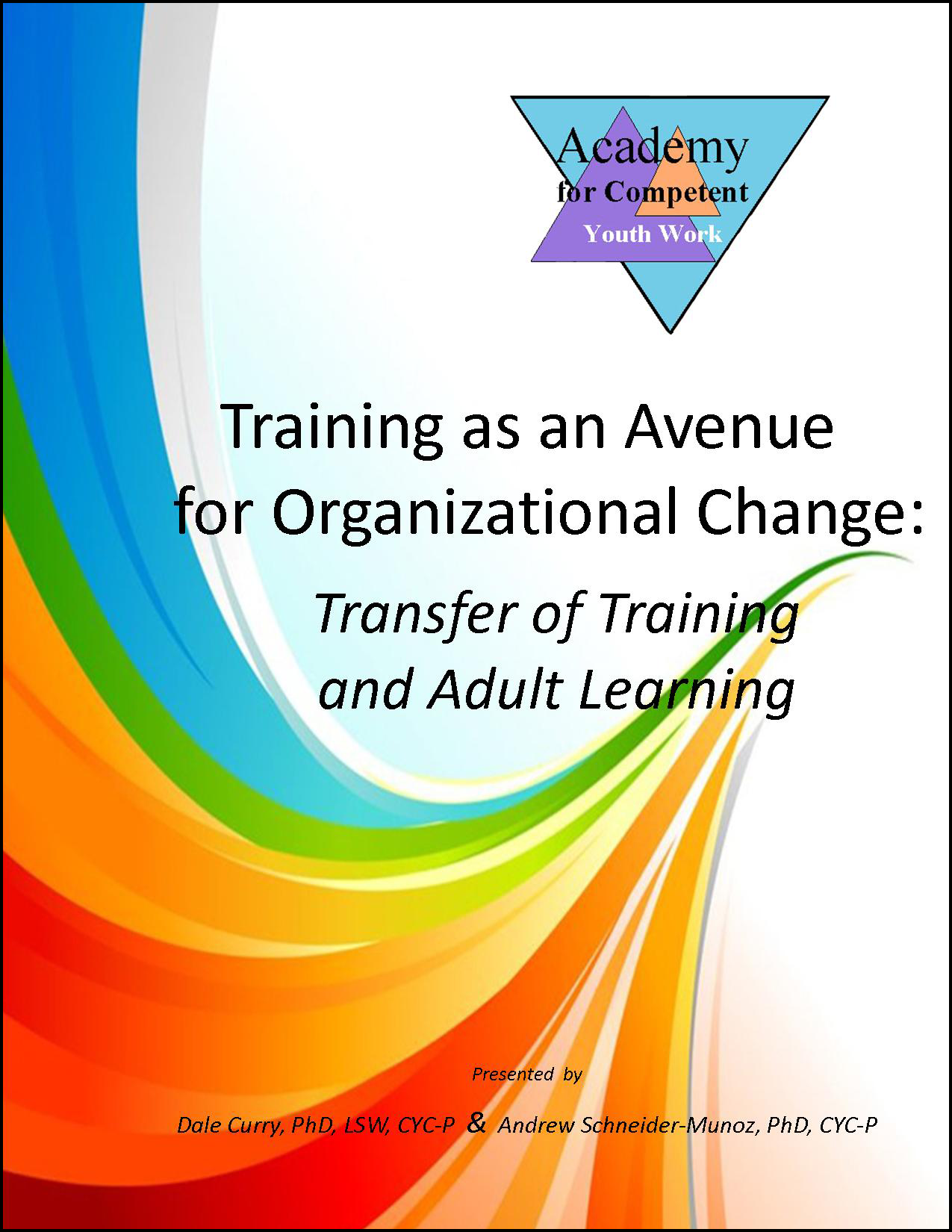 training-organizational-change